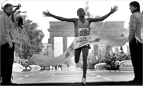 Dissenart: Redes Sociales como un Maraton