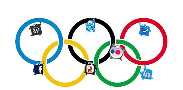 Las olimpiadas de las redes sociales