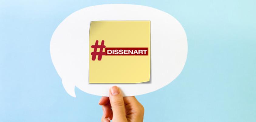 #Dissenart
