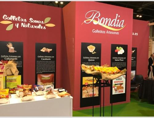 Diseño stand para Bonsa