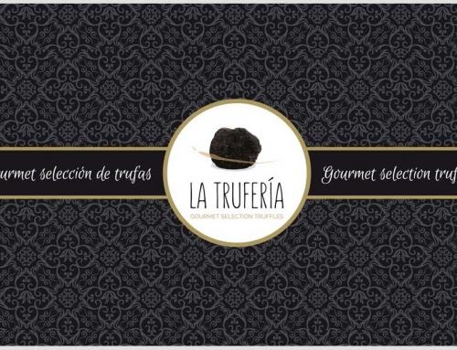 Diseño y creación de Packaging para La Truferia