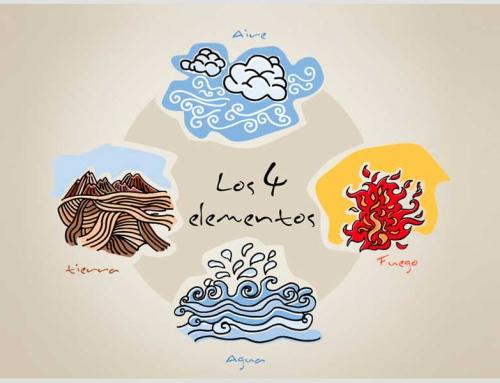 Ilustración-Los 4 elementos