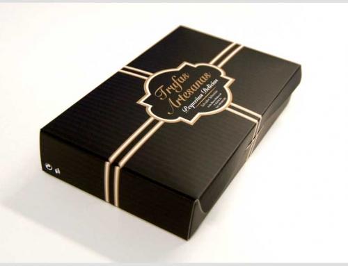 Packaging-Pastelería Salvador Sebastián